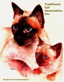 The Traditional Cat Association, Inc. ©1987®TM